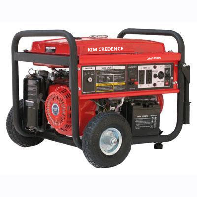 JW12000E 8.5KW Gasoline generator sets (With electric start+Single phase+wheel and handles)